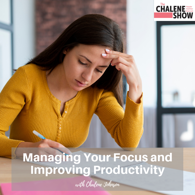Podcast – Managing Your Focus and Improving Productivity | CarSmart Edition