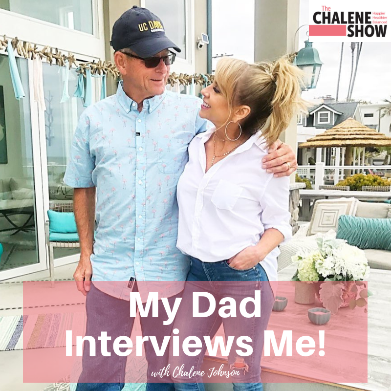 Podcast – My Dad Interviews Me!