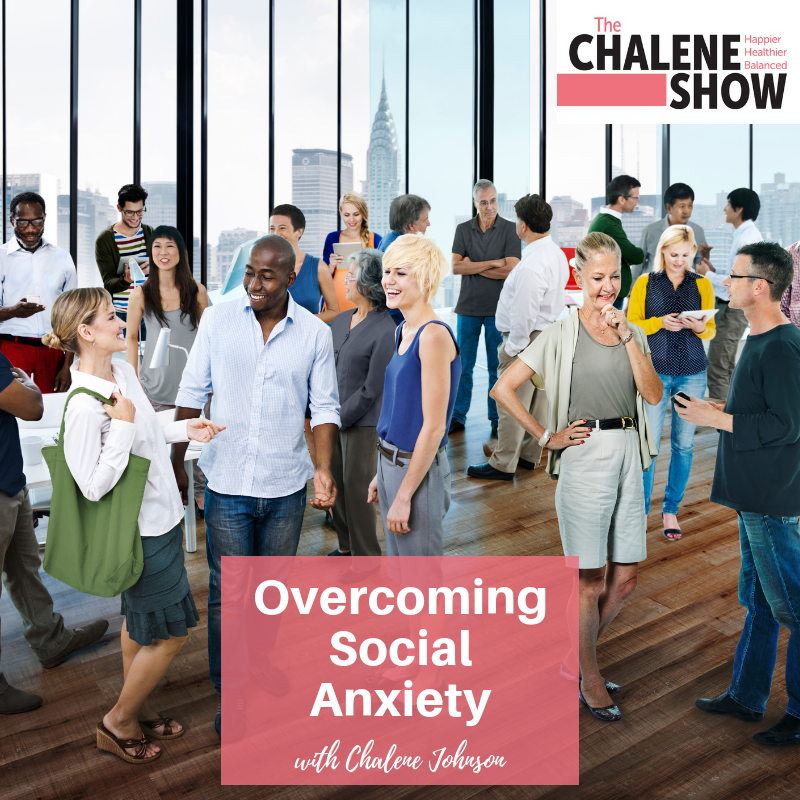 Podcast – Overcoming Social Anxiety