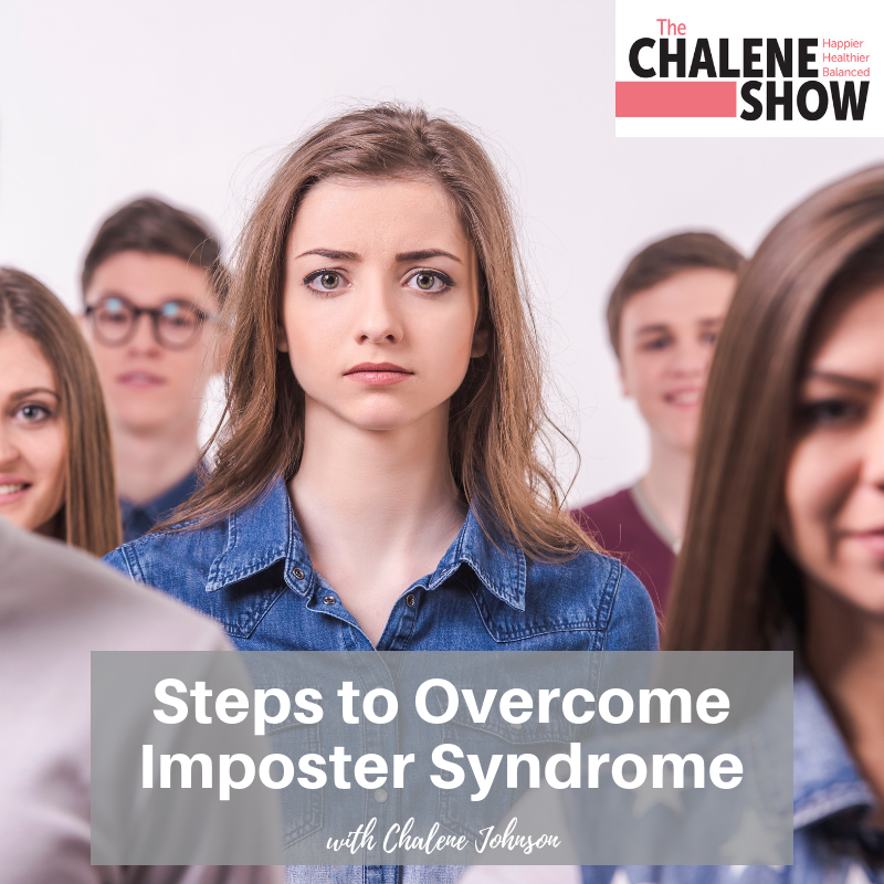 Podcast – Steps to Overcome Imposter Syndrome