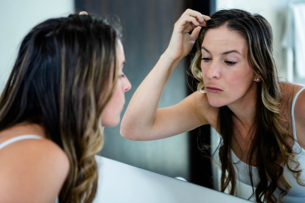 Botox Helps With Image Issues When Looking In The Mirror