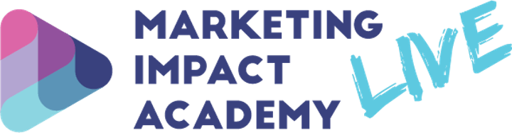 marketing impact live logo