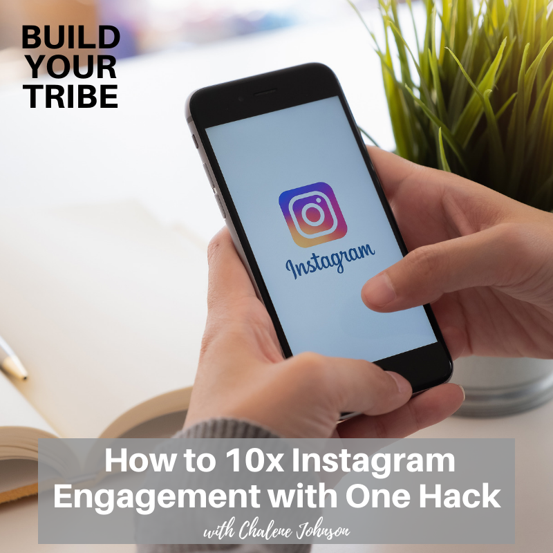 Podcast – How to 10x Instagram Engagement with One Hack