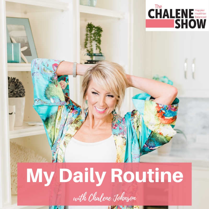 Podcast – My Daily Routine