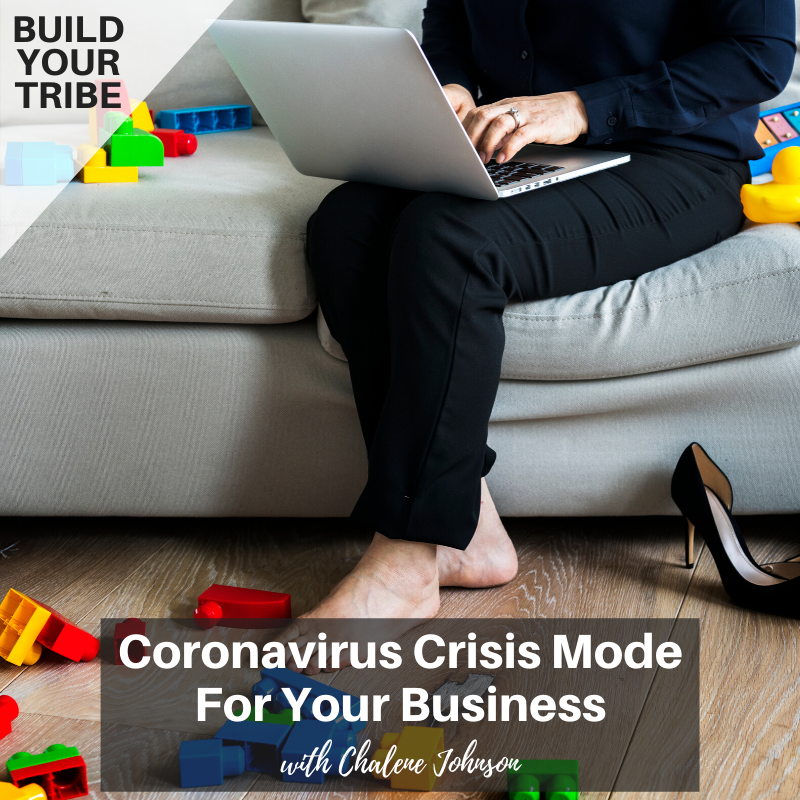 Podcast – Coronavirus Crisis Mode for Your Business