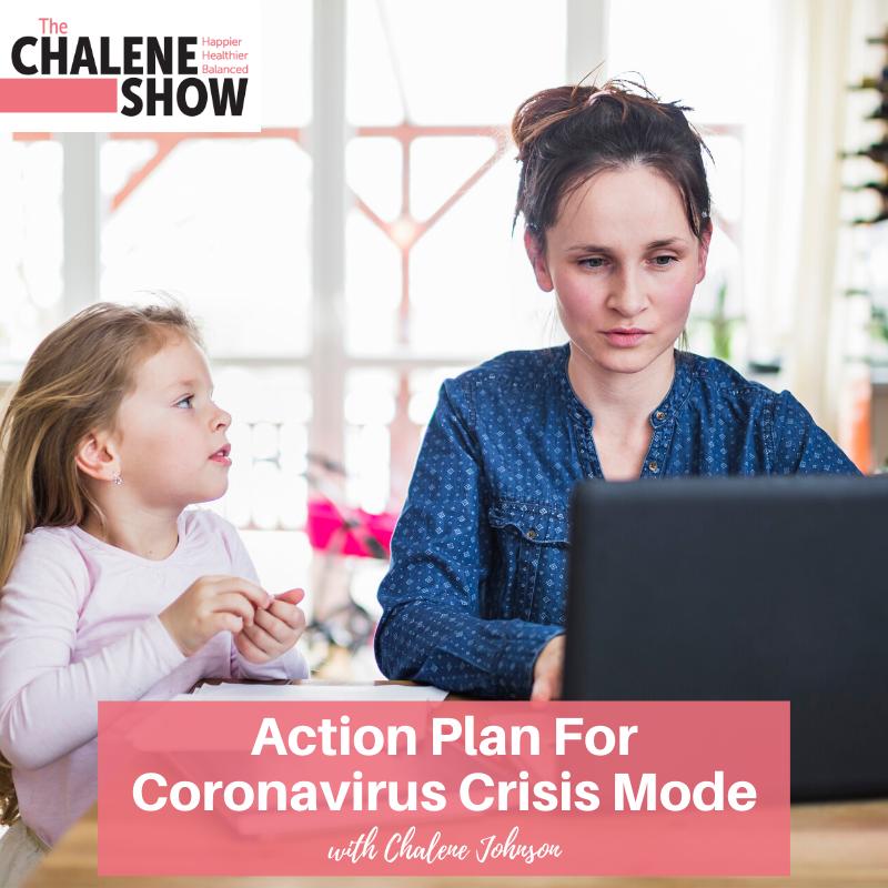 Podcast – Action Plan for Coronavirus Crisis Mode