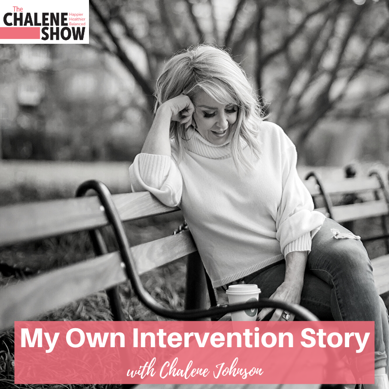 Podcast – My Own Intervention Story