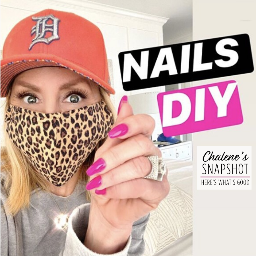 DIY Gel Extension Nails