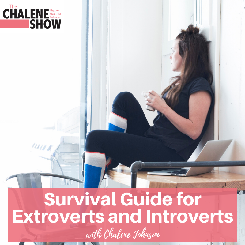 Podcast – Survival Guide for Extroverts and Introverts