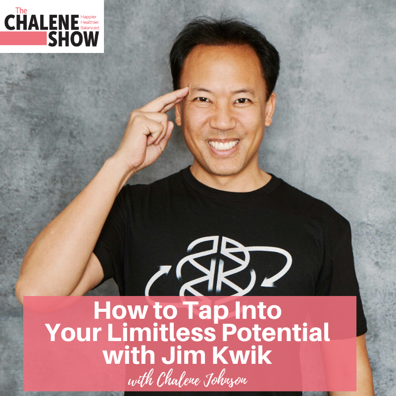 Podcast – How to Tap Into Your Limitless Potential with Jim Kwik