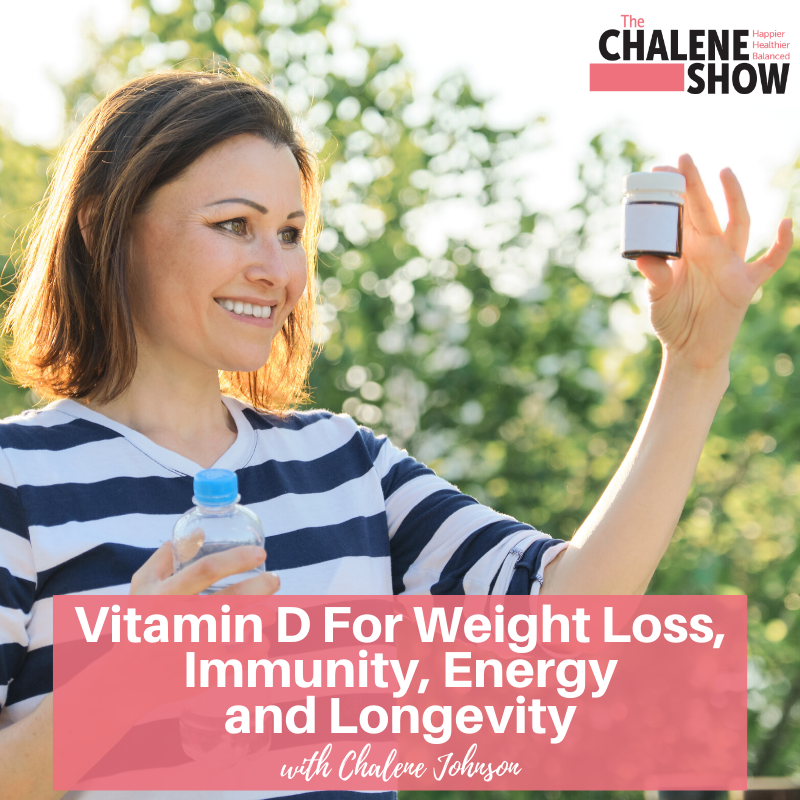 Podcast – Vitamin D for Weight Loss, Immunity, Energy and Longevity