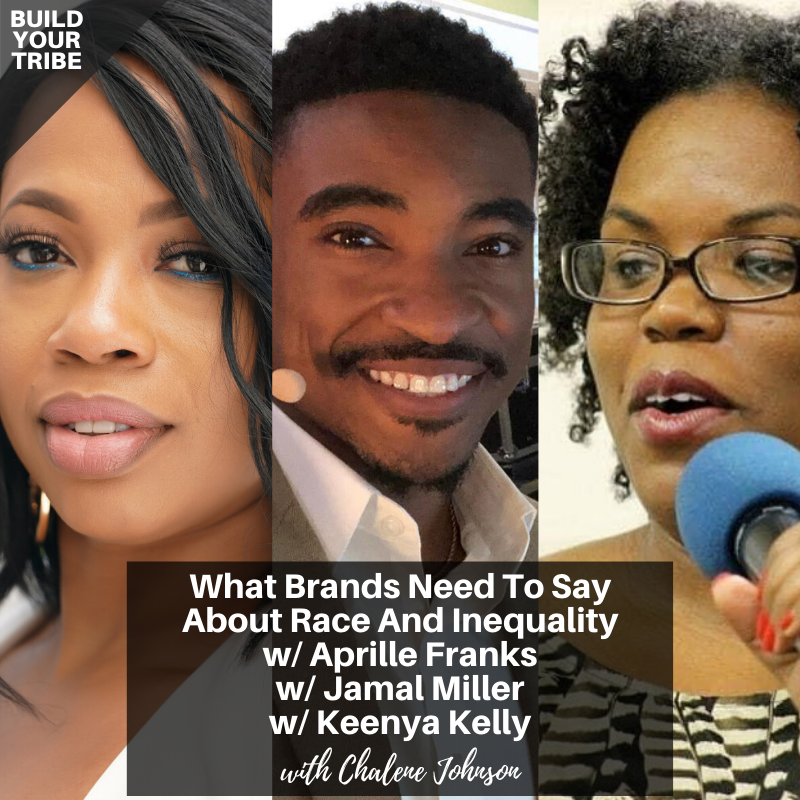 Podcast – What Brands Need to Say about Race and Inequality