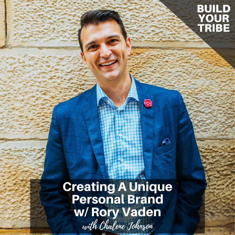 Podcast – Creating a Unique Personal Brand with Rory Vaden