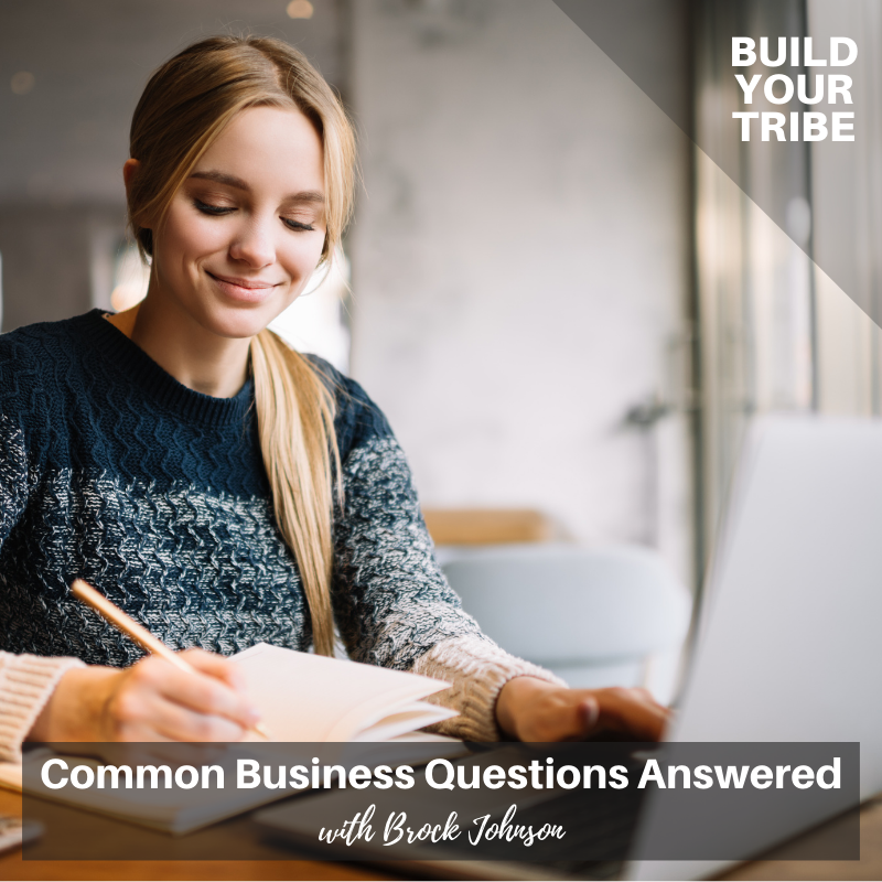 Podcast – Common Business Questions Answered