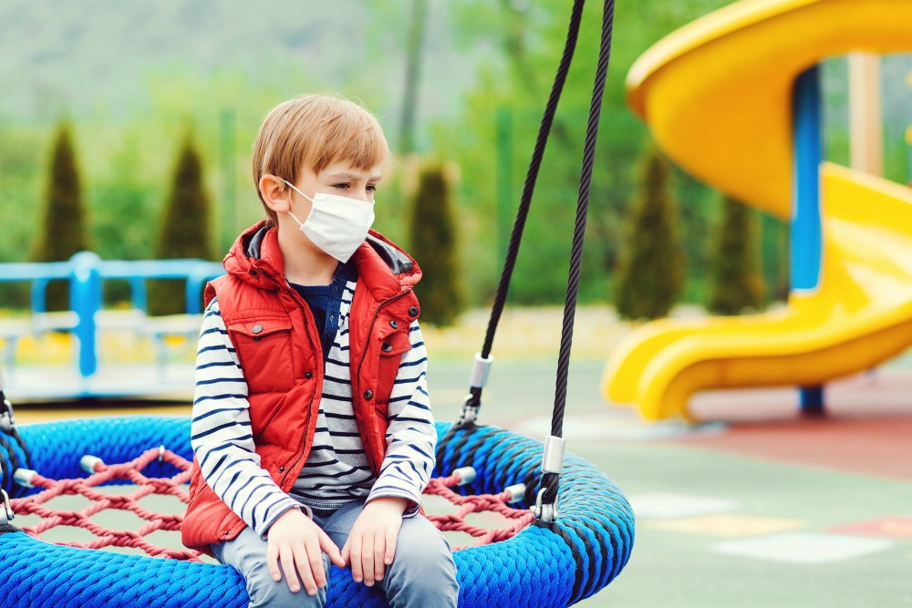Don't Assume Your Child Is Just Bored in A Pandemic But Look for Signs
