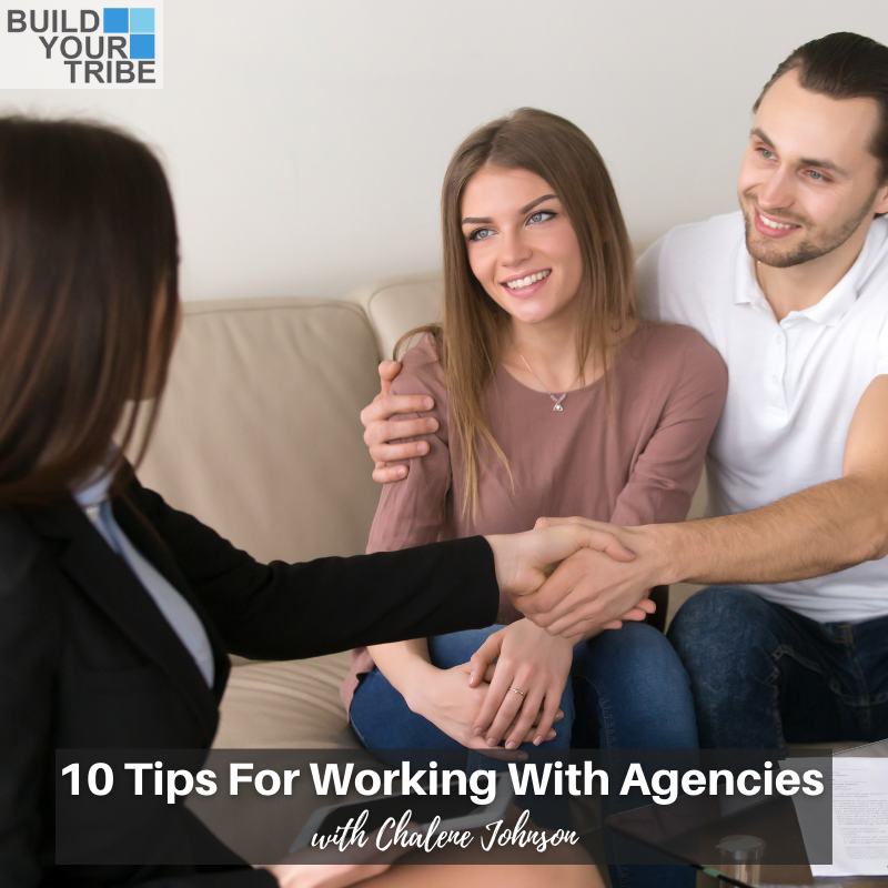 Podcast – 10 Tips for Working with Agencies