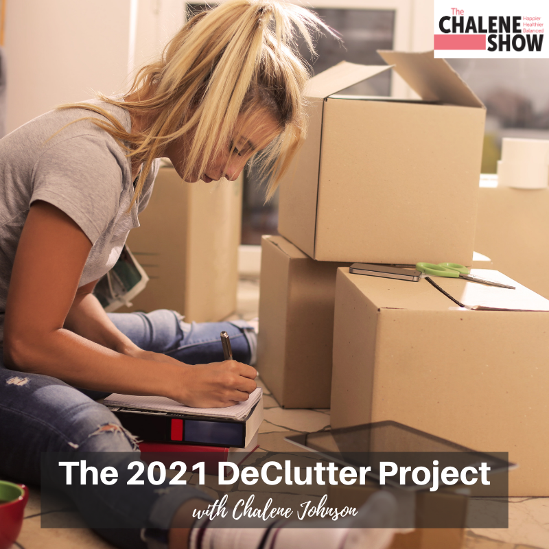 Podcast – The 2021 DeClutter Project