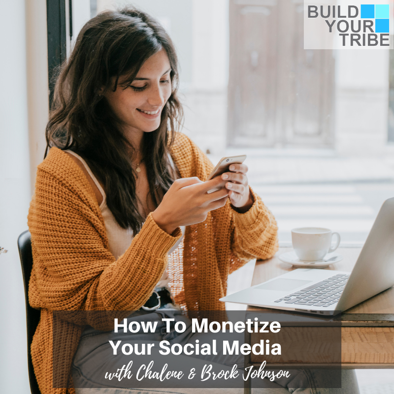 Podcast – How to Monetize Your Social Media