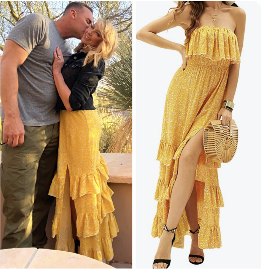 Summer Maxi Dress is Clothing on Amazon that is a Fave