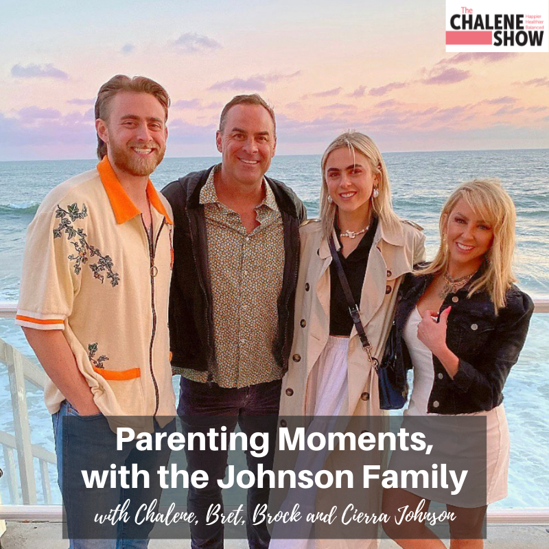 Podcast – Parenting Moments with The Johnson Family