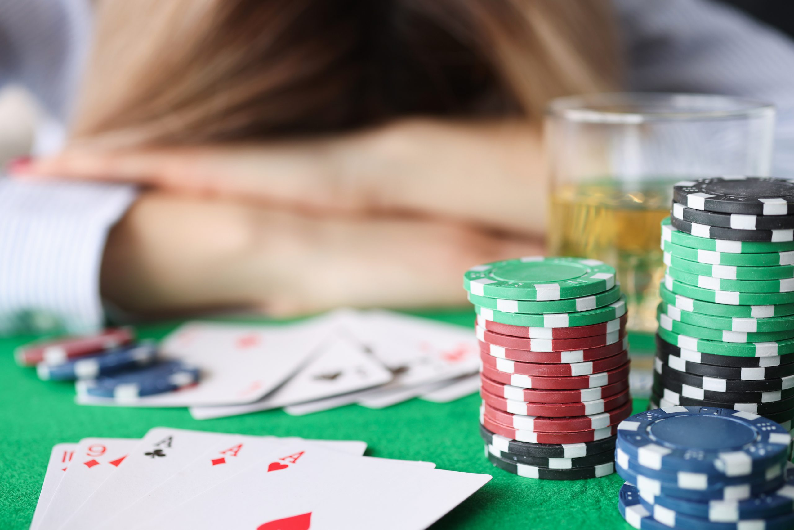 The Relationship Anxiety Has With Addiction Similar to Gambling