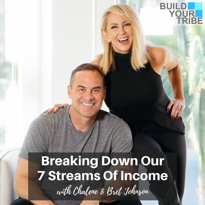 Podcast – 8 Figure Earnings | Breaking Down Our 7 Streams of Income