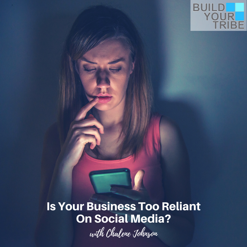 Podcast – Is Your Business Too Reliant on Social Media?