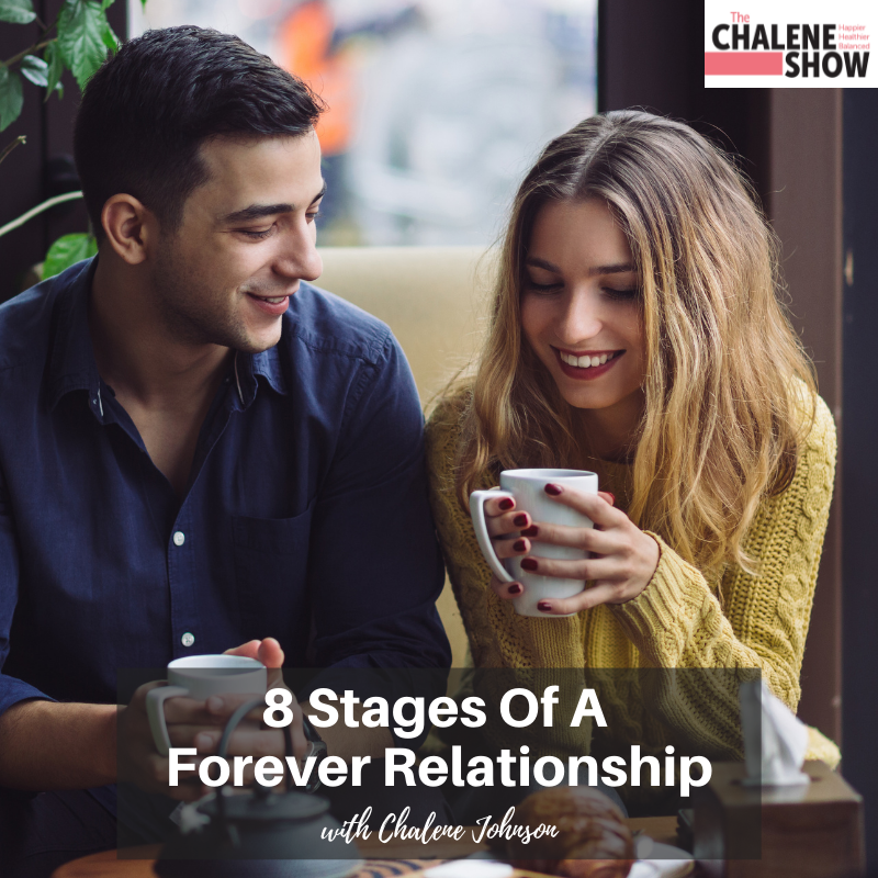 Podcast – 8 Stages of a Forever Relationship