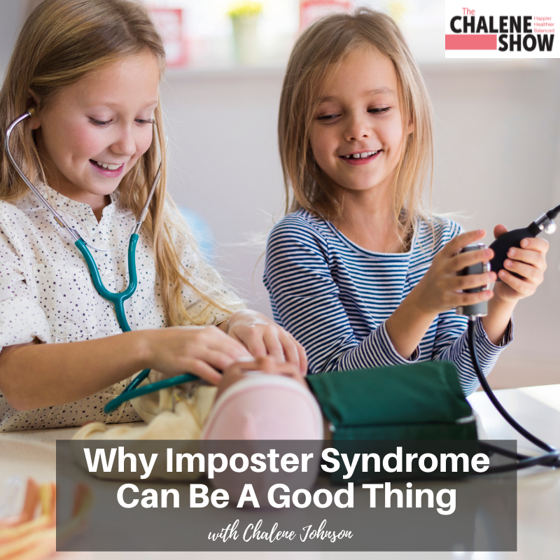 Podcast – Why Imposter Syndrome Can Be A Good Thing