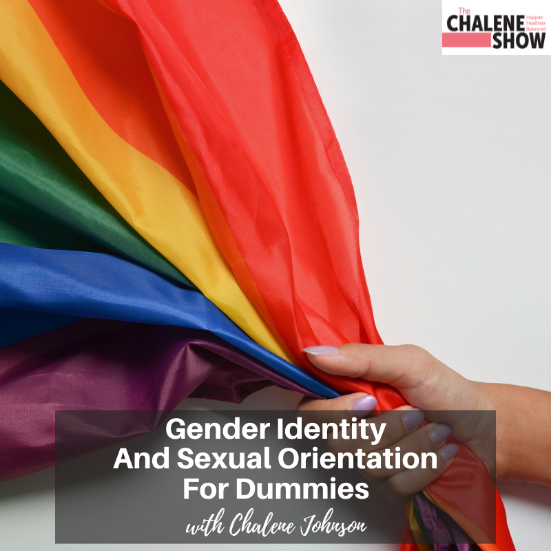 Podcast – Gender Identity and Sexual Orientation for Dummies